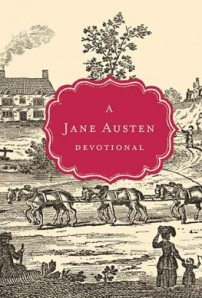 A Jane Austen Devotional cover image