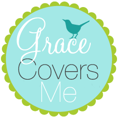 Grace Covers Me image