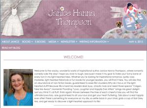Janice Thompson website