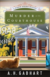Murder at the Courthouse image