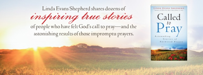 Called to Pray header image