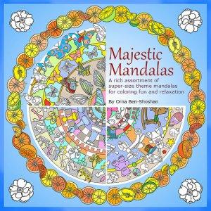 Majestic Mandalas image