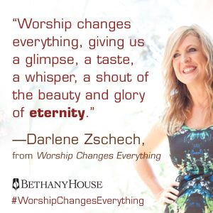 Worship Changes Everything pin