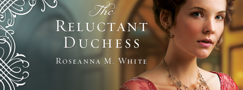 The Reluctant Duchess header