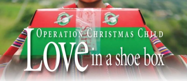 Operation Christmas Child – Prairie Sky Book Reviews